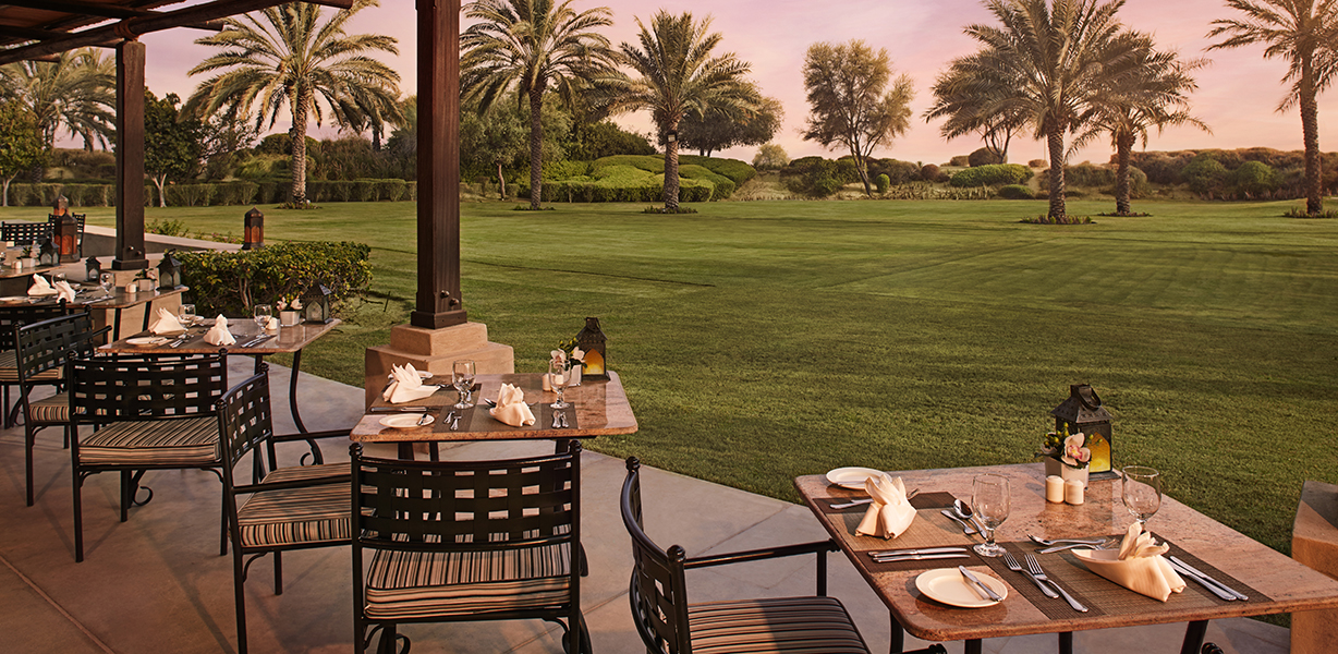 DINING & BARS | Bab Al Shams Desert Resort & Spa - Dubai