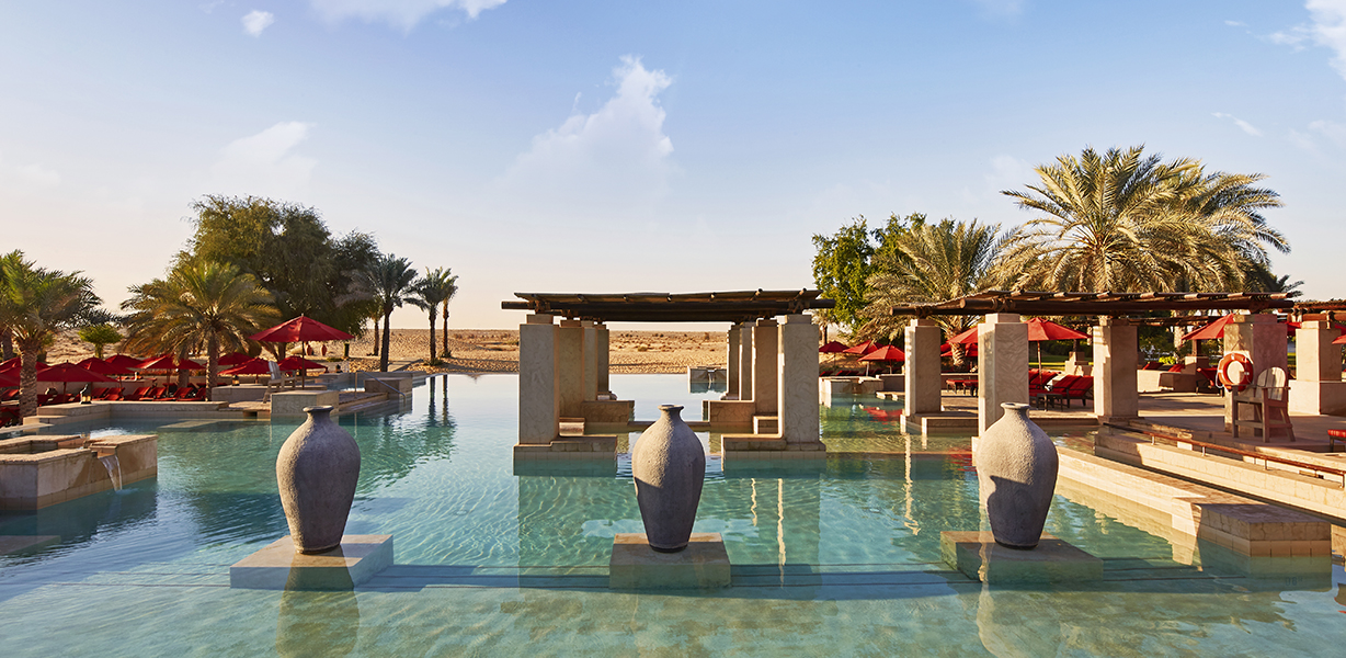 bab al shams desert resort and spa location map Pool Facilities Day Access Bab Al Shams Desert Resort Spa bab al shams desert resort and spa location map