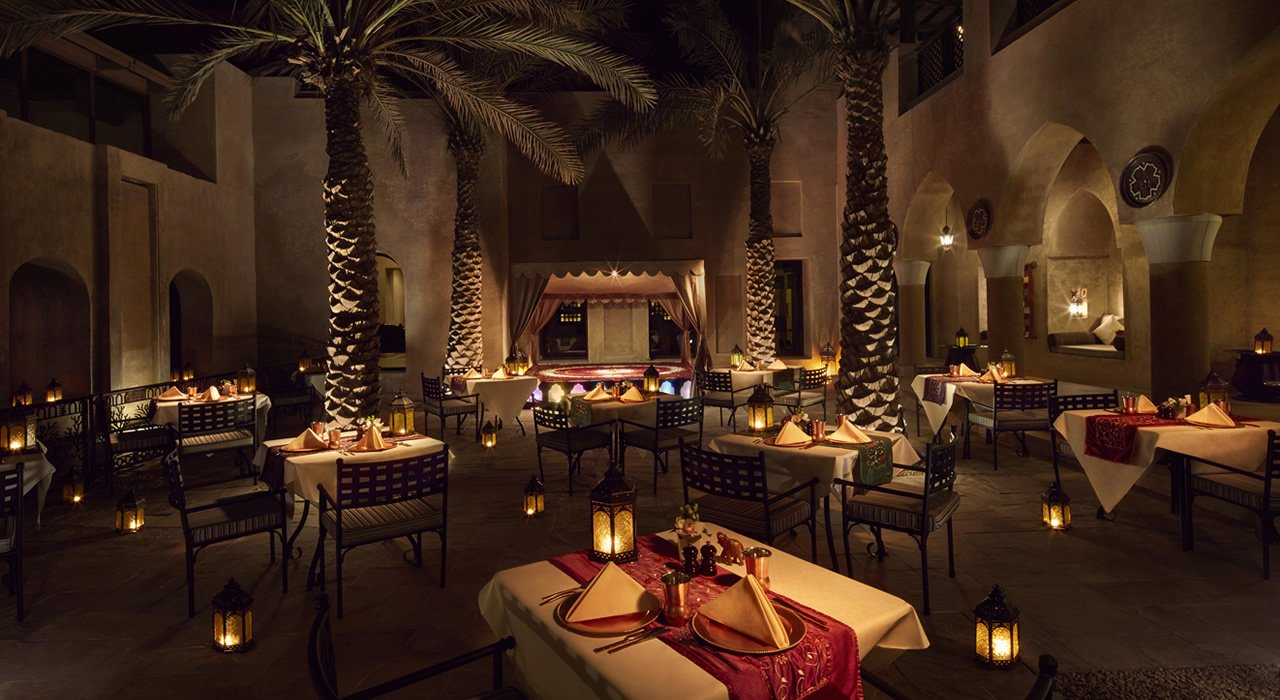 Exotic dining at Masala Bab Al Shams