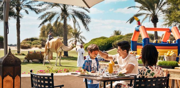 Brunches at Bab Al Shams