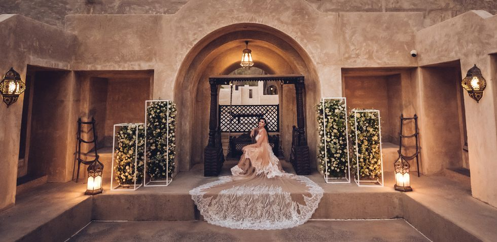 Weddings at Bab Al Shams