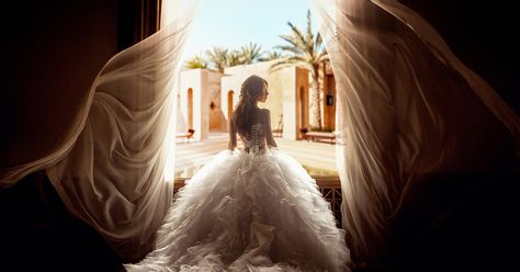 Wedding Packages at Bab Al Shams