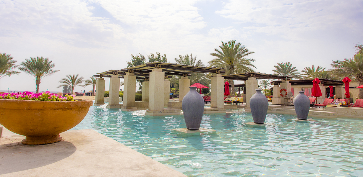 Swimming Pools at Bab Al Shams